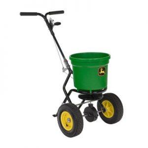 lawn fertiliser spreader